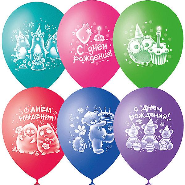 Воздушные шары Latex Occidental С днём рождения. Зверушки-игрушки 50 шт., пастель + декораторВоздушные шары<br>Характеристики:<br><br>• возраст: от 3 лет;<br>• тип игрушки: шары;<br>• количество: 50 шт;<br>• вес: 170 гр;<br>• размеры: 15х18х10 см;<br>• материал: латекс;<br>• бренд: Latex Occidental.<br><br>Пастель+Декоратор (растр) 2 ст. рис «Зверушки-Игрушки С Днем Рождения» 50шт – это латексные шары, которые подойдут для организации детской вечеринки, дня рождения и других праздников. Ассорти шаров размером 10/25см сделаны специально к празднику. Воздушные шары типа «пастель» характеризуются нежными, пастельными цветами, они непрозрачны и имеют мягкий блик. Воздушные шары типа «декоратор» характеризуются обширной цветовой палитрой и в зависимости от цвета бывают полупрозрачными и матовыми.<br><br>Изделия выполнены из качественных материалов, предназначенных для детей возрастом от трех лет. Такие игрушки в виде воздушных шаров станут отличным дополнением праздничного настроения. А эта расцветка понравится и мальчикам, и девочкам.<br><br>Пастель+Декоратор (растр) 2 ст. рис «Зверушки-Игрушки С Днем Рождения» 50шт можно купить в нашем интернет-магазине.<br>Ширина мм: 150; Глубина мм: 180; Высота мм: 10; Вес г: 170; Возраст от месяцев: 36; Возраст до месяцев: 2147483647; Пол: Унисекс; Возраст: Детский; SKU: 7224748;