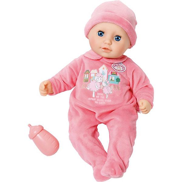 Zapf Creation Игрушка my first Baby Annabell Кукла с бутылочкой, 36 см игрушка baby annabell бутылочка блистер