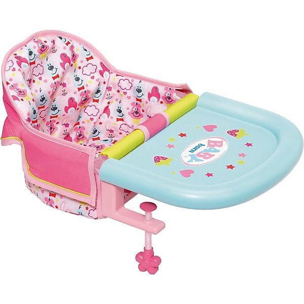 Купить Игрушка BABY born Подвесной стульчик для кормления , Zapf Creation, Китай, Женский