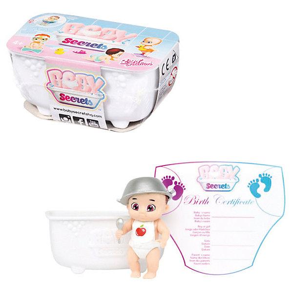 """Zapf Creation Игрушка BABY Secrets """"Кукла с ванной"""""""