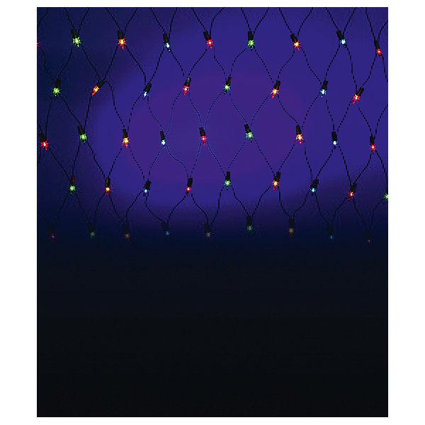 Электрическая гирлянда сетка , 320  ламп, цветнаяНовогодние электрогирлянды<br>Электрическая гирлянда<br>Ширина мм: 90; Глубина мм: 160; Высота мм: 80; Вес г: 300; Возраст от месяцев: 36; Возраст до месяцев: 2147483647; Пол: Унисекс; Возраст: Детский; SKU: 7226797;