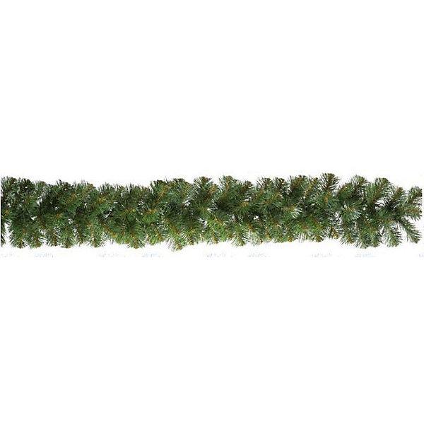 Батик Ветка новогодняя с шишками 2, 7м ель новогодняя crystal trees 1 2 м триумфальная с шишками kp8612