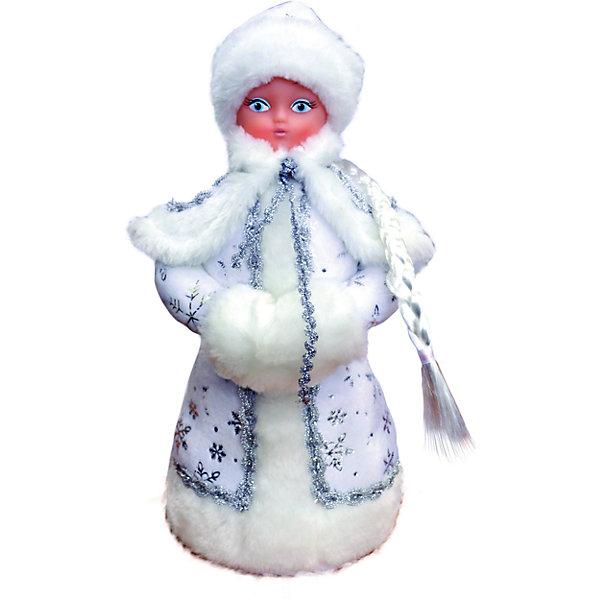 Батик Снегурочка под елку БЕЛАЯ в упаковке