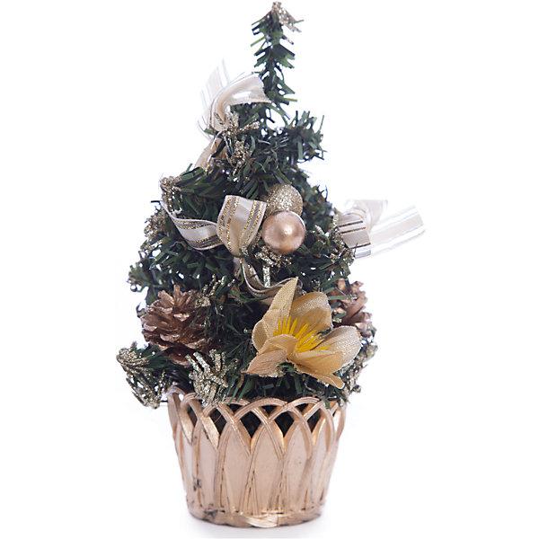 Фотография товара новогоднее украшение - ёлка- 20 см, в полибеге (7227789)