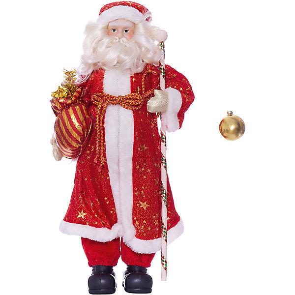 MAG2000 Дед Мороз, 43 см, в полибеге