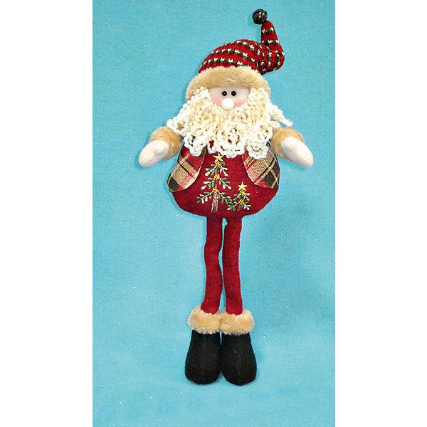 Дед Мороз/Снеговик/Олень, 38 см, в  полибегеЁлочные игрушки<br>Дед Мороз/Снеговик/Олень в ассортименте, 38 см, в  полибеге<br>Ширина мм: 80; Глубина мм: 220; Высота мм: 380; Вес г: 167; Возраст от месяцев: 36; Возраст до месяцев: 2147483647; Пол: Унисекс; Возраст: Детский; SKU: 7227800;
