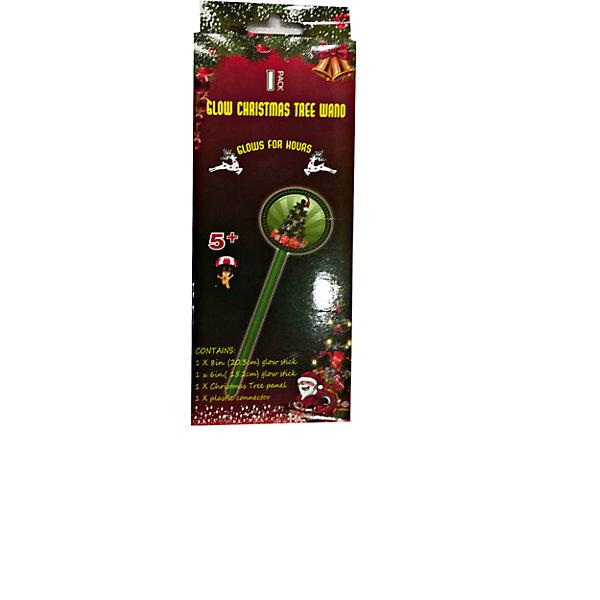 MAG2000 Неоновая светящаяся волшебная палочка с ёлкой наборы для творчества multiart винкс волшебная палочка корона ожерелье и браслет