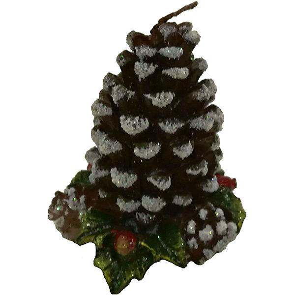 MAG2000 Шишка, 8.4*8.8*9 см monte christmas сувенир шишка 6 см 4 шт