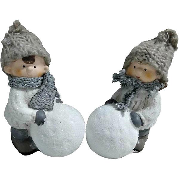 Новогоднее украшение - мальчик/девочка с снежным шаром, 16*10*6 см, 2Ёлочные игрушки<br>Характеристики:<br><br>• возраст: от 3 лет<br>• размер: 16х10х6 см.<br>• в ассортименте 2 вида<br>• ВНИМАНИЕ! Данный артикул представлен в разных вариантах исполнения. К сожалению, заранее выбрать определенный вариант невозможно. При заказе нескольких украшений возможно получение одинаковых<br><br>Новогоднее украшение в виде мальчика или девочки со снежным шаром станет замечательным презентом коллеге и другу, а также милым аксессуаром в праздничном интерьере.<br><br>Новогоднее украшение - мальчик/девочка с снежным шаром, 16*10*6 см, 2 в ассортименте можно купить в нашем интернет-магазине.<br>Ширина мм: 60; Глубина мм: 100; Высота мм: 160; Вес г: 177; Возраст от месяцев: 36; Возраст до месяцев: 2147483647; Пол: Унисекс; Возраст: Детский; SKU: 7227901;