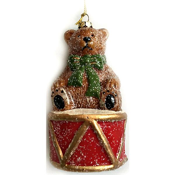 Медведь пластиковый в полибэгеЁлочные игрушки<br>Медведь пластиковый в полибэге<br>Ширина мм: 65; Глубина мм: 65; Высота мм: 125; Вес г: 35; Возраст от месяцев: 36; Возраст до месяцев: 2147483647; Пол: Унисекс; Возраст: Детский; SKU: 7227909;