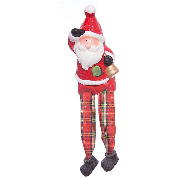 MAG2000 Новогоднее украшение - дед мороз, 2 6,6*5,4*11,2 см