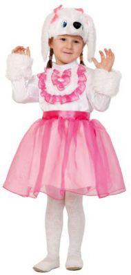Костюм Пуделиха Софи, рост 98-128, артикул:7228434 - Детские карнавальные костюмы и аксессуары