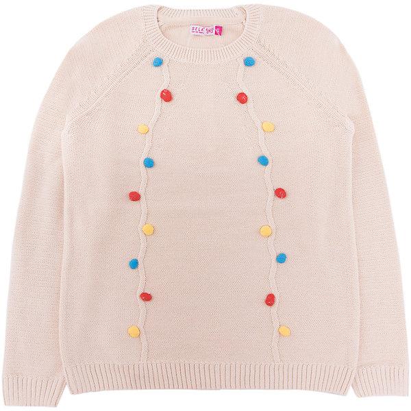 SELA Джемпер SELA для девочки sela блуза sela для девочки