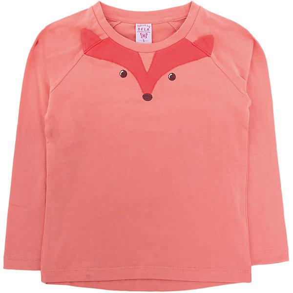 Купить Джемпер SELA для девочки, Китай, розовый, Женский