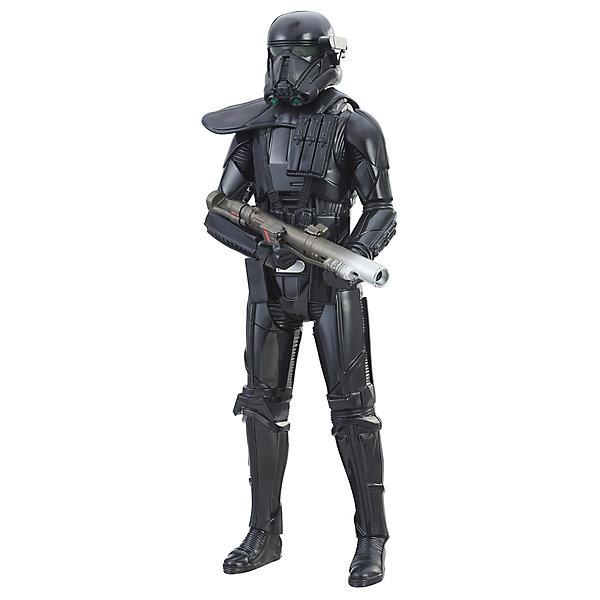 Hasbro Электронная фигурка-титан Star Wars Имперский штурмовик, 30 см недорго, оригинальная цена