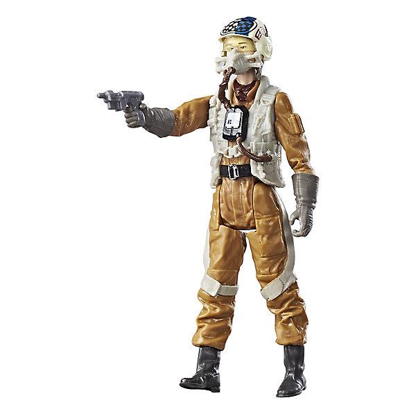 цена Hasbro Фигурка Star Wars Пейдж Дакар с двумя аксессуарами, 9 см.