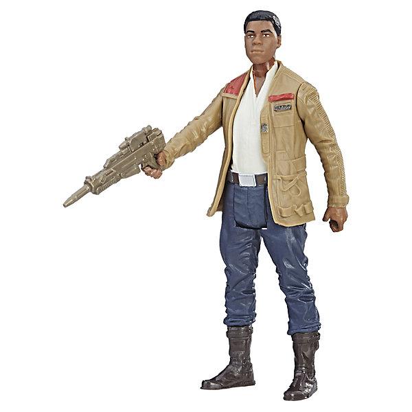Hasbro Фигурка Star Wars Финн с двумя аксессуарами, 9 см. фигурка funko pop television westworld bernard 9 5 см