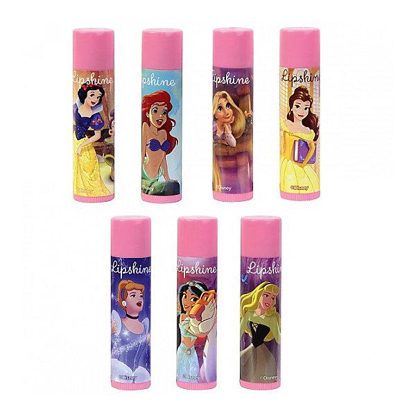"""Markwins Игровой набор Markwins Disney Princess """"Декоративная косметика"""" Помада, 7 штук"""