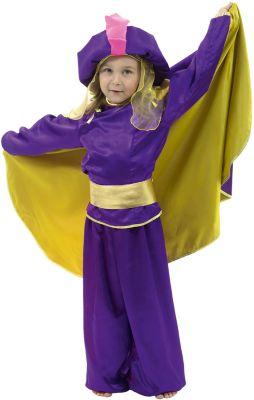 Восточный принц фиолетовый, артикул:7234471 - Детские карнавальные костюмы и аксессуары