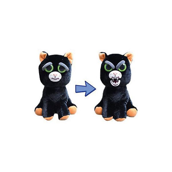 Feisty Pets Мягкая игрушка Feisty Pets Кошка, 21,6 см obsessive feisty dress