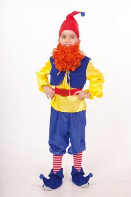 2003 к-18 Костюм  Гном Тилли , артикул:7238587 - Детские карнавальные костюмы и аксессуары
