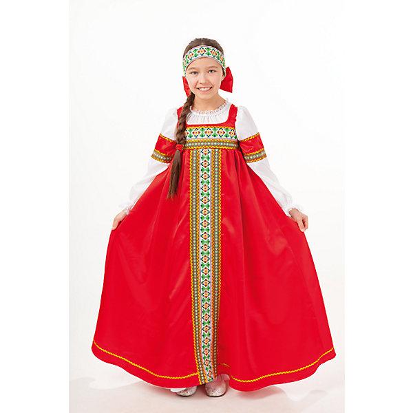 Пуговка Карнавальный костюм Марьюшка