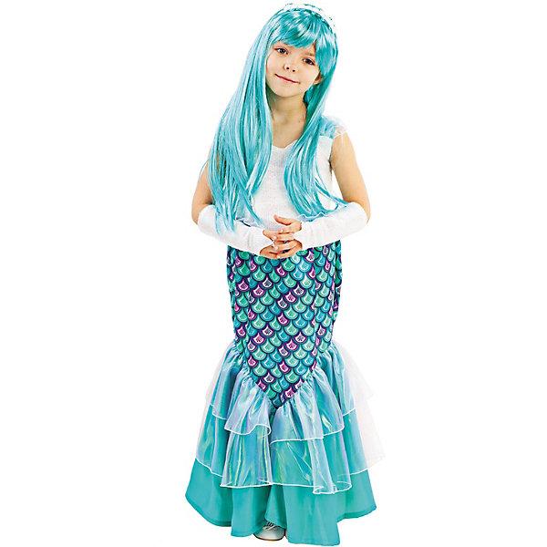 Пуговка Карнавальный костюм Русалка, Пуговка платья ramina платье русалка
