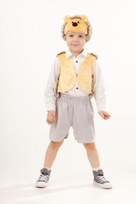 4003 к-18 Костюм  Ёжик Степка , артикул:7238688 - Детские карнавальные костюмы и аксессуары