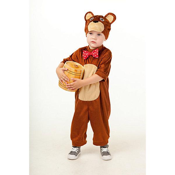 Пуговка Карнавальный костюм Пуговка Медведь гиря iron head медведь 32 0 кг