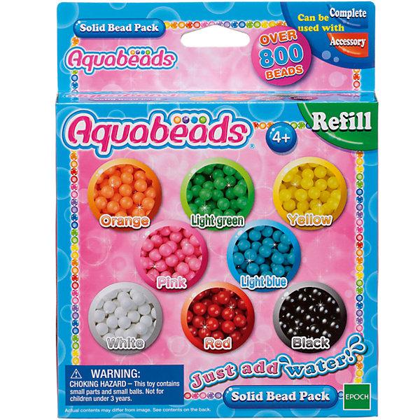 мозаика aquabeads набор бусин студия новичка Эпоха Чудес Набор бусин Aquabeads Жемчужные бусины, 800 бусин