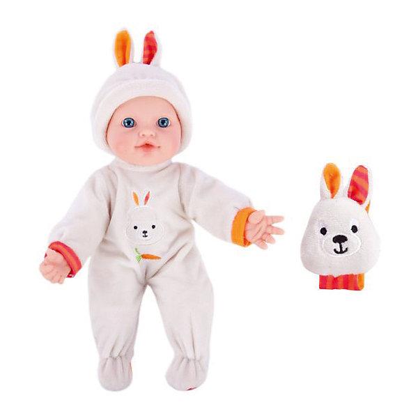 Купить Кукла-пупс с игрушкой зайкой Mary Poppins Моя первая кукла , 30 см (звук), Китай, Женский