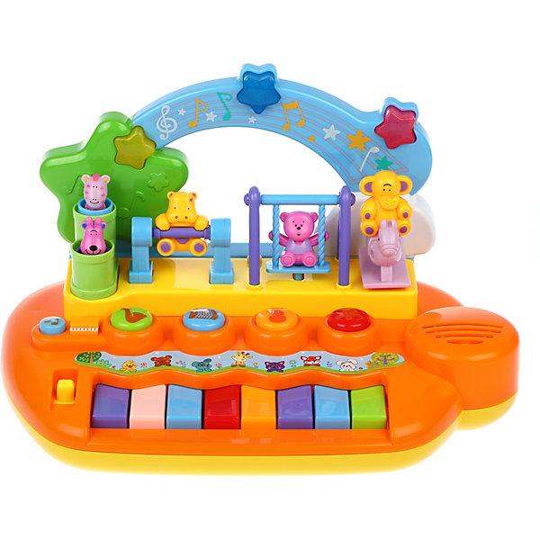 Жирафики Детское пианино Жирафики