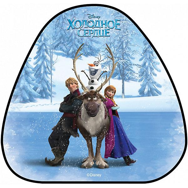 1Toy Ледянка 1Toy Disney Princess Холодное Сердце, треугольная, 52х50 см 1toy ледянка 1toy disney холодное сердце 54см
