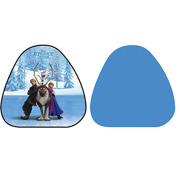 Фото - 1Toy Disney Холодное Сердце, ледянка, 52х50 см, треугольная 1toy 1toy тюбинг ватрушка disney феи 100 см