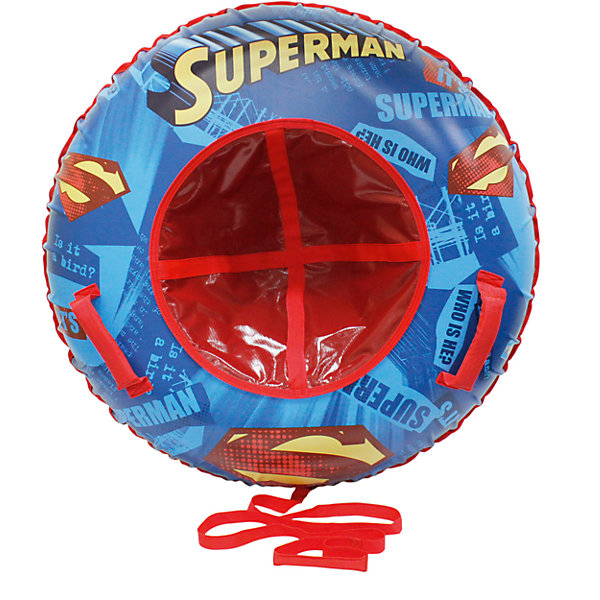 1Toy WB Супермен, тюбинг - надувные сани