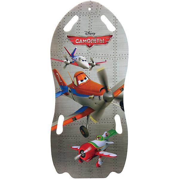 1Toy Ледянка для двоих 1Toy Disney Самолеты, 122 см ледянка disney самолеты для двоих 122см т56366