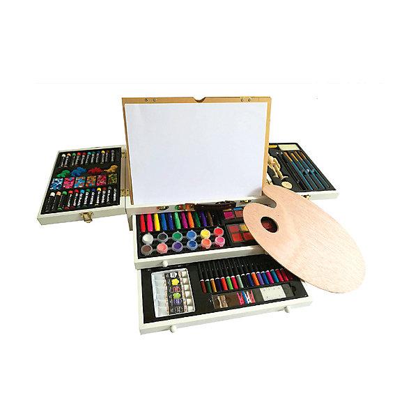 Купить со скидкой Волшебныи чемодан художника Kids4Kids, 145 предметов