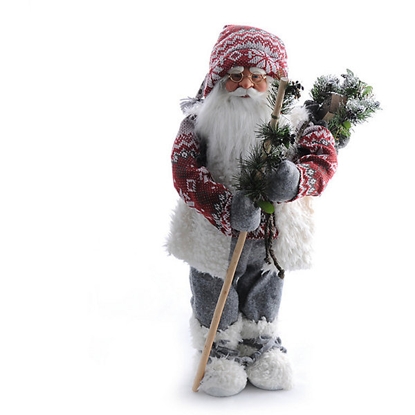 Дед Мороз Большой с ЕлкойЁлочные игрушки<br>Дед Мороз - большая рождественская фигурка. Выглядит очень естественно, со множеством мелких деталей. Отлично встанет под новогоднюю елку. Состав: нетканое полотно, плюш, пластмасса, дерево. Срок службы при надлежащем использовании - 5 лет.<br>Ширина мм: 600; Глубина мм: 300; Высота мм: 600; Вес г: 1286; Возраст от месяцев: 60; Возраст до месяцев: 2147483647; Пол: Унисекс; Возраст: Детский; SKU: 7243063;