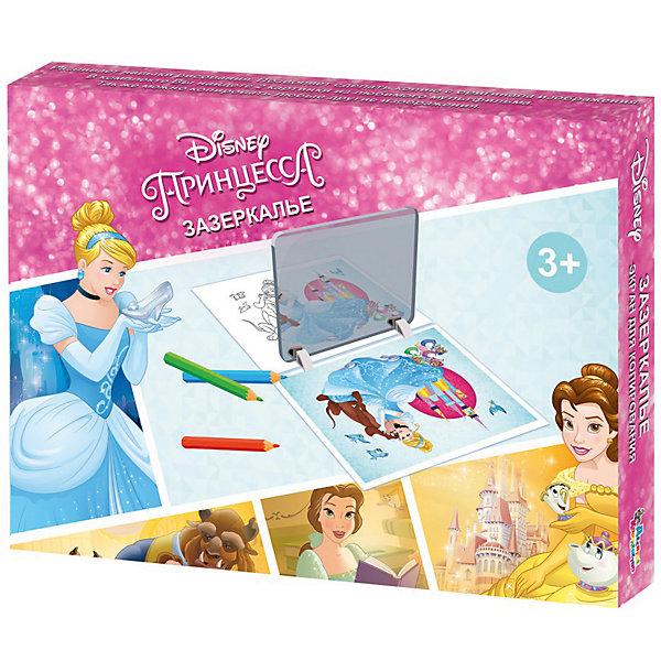 Экран для копирования Принцесса ДиснейДоски и коврики для рисования<br>Экран для копирования «Принцесса» производится по лицензии «Уолт Дисней». Он является простой и безопасной развивающей игрушкой для детей в возрасте от 4 до 7 лет, при помощи которой можно легко и просто перенести изображение размером не более формата А5.<br>Экран для копирования «Принцесса», впрочем, как и остальные позволяет развивать усидчивость, внимание, помогает ребенку развить навыки рисования.<br>Комплект состоит из экрана размером 23х16 см, изготовленного из специального стекла с эффектом прозрачного зеркала, двух пластиковых подставок (держатели стекла) и двух картинок принцесс из мультфильмов «Дисней».<br>Пользоваться «волшебным» экраном просто. Для этого нужно установить его на подставки, с левой стороны положить копируемый рисунок, а с правой чистый лист бумаги. Чтобы исключить даже случайный сдвиг листов они должны быть прижаты подставками (как изображено на коробке). Если посмотреть сквозь экран со стороны копируемого рисунка, то на чистом листе бумаги Вы увидите его копию, которую можно повторить с помощью карандаша, фломастера или ручки.<br>Экран для копирования идеален для переноса понравившихся рисунков под раскраску, а также на доски для выжигания.<br>Ширина мм: 260; Глубина мм: 185; Высота мм: 30; Вес г: 454; Возраст от месяцев: 564; Возраст до месяцев: 2147483647; Пол: Унисекс; Возраст: Детский; SKU: 7245690;