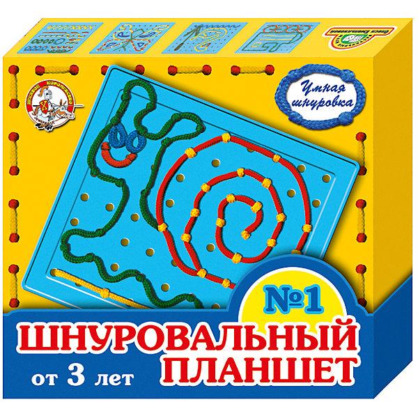 Десятое королевство Шнуровка Шнуровальный планшет №1 планшет