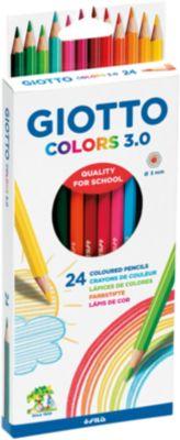GIOTTO COLORS 3.0, 24 цв, артикул:7248292 - Рисование и раскрашивание