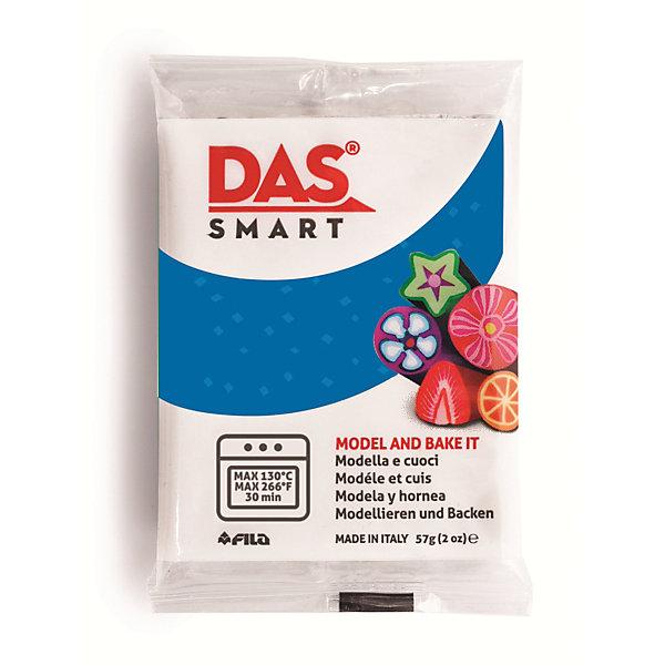 DAS Паста для моделирования, 57 гр., цвет синий наборы для лепки fila das паста для моделирования 150гр синяя