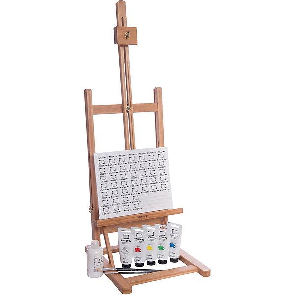 Малевичъ Стартовый набор для живописи акрилом (МЛ-58)