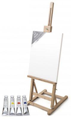 Стартовый набор для живописи маслом (МЛ-58), артикул:7251014 - Товары для художников