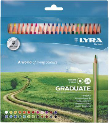 LYRA GRADUATE PERMANENT 24 цв., артикул:7252862 - Рисование и раскрашивание