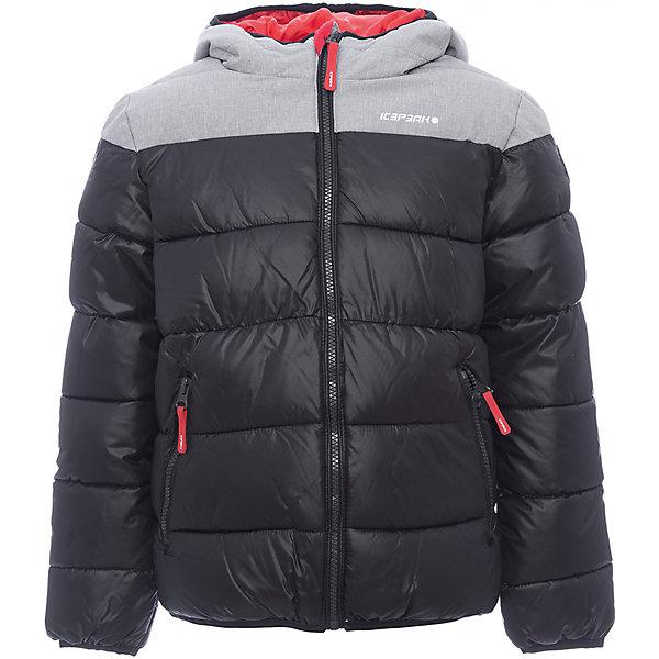ICEPEAK Куртка ICEPEAK для мальчика icepeak шапка icepeak для девочки