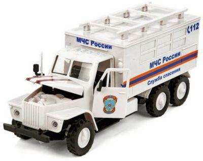 Машинка Пламенный мотор  Спецтранспорт  МЧС России. Служба спасения, артикул:7265531 - Транспорт