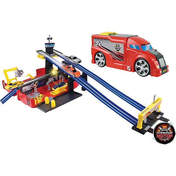 Пламенный мотор Набор-трансформер Трейлер-Авторалли