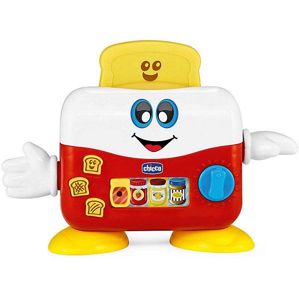 CHICCO Музыкальная игрушка Chicco Мистер Тостер chicco chicco музыкальная игрушка бинокль