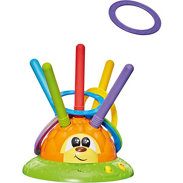CHICCO Музыкальная игра-кольцеброс Chicco Мистер Ring qqatoy новые 10 скорости вибрационный кролик cock ring секс игрушки для мужчин моделирование tongue вибратор pink электрические удлинители пениса колец